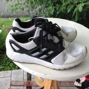 Womans Adidas sneakers.